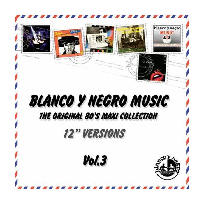 I LOVE BLANCO Y NEGRO MUSIC Vol.3