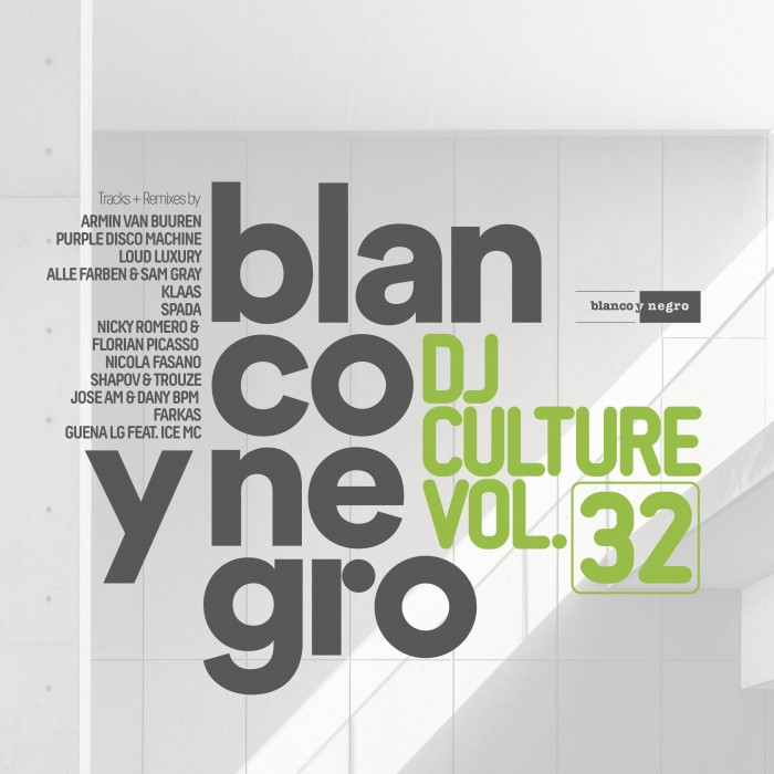 BLANCO Y NEGRO DJ CULTURE Vol.32