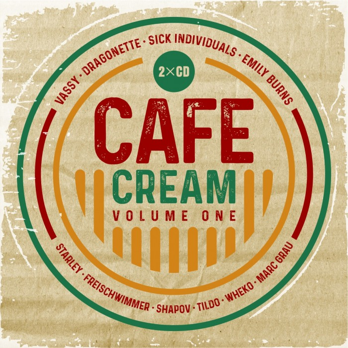 CAFE CREAM Vol.1