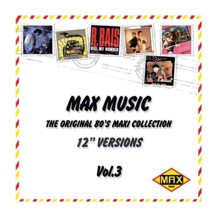 I LOVE MAX MUSIC Vol.3