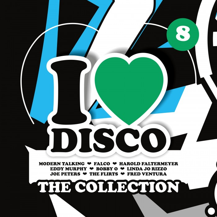 I LOVE DISCO THE COLLECTION Vol.8