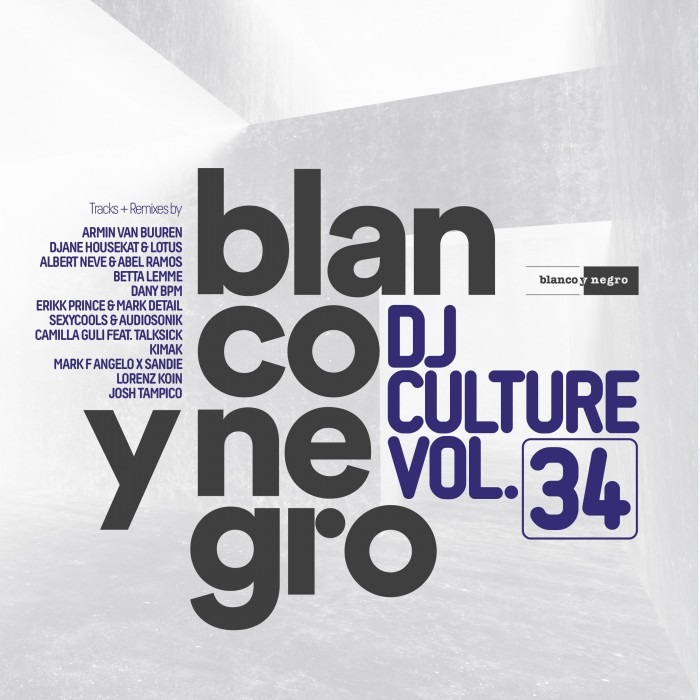 BLANCO Y NEGRO DJ CULTURE Vol.34