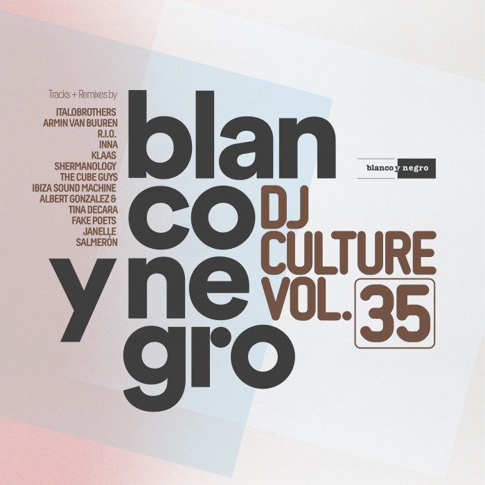 BLANCO Y NEGRO DJ CULTURE Vol.35