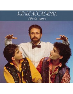 REALE ACCADEMIA - SHE'S MINE (BLUE VINYL)