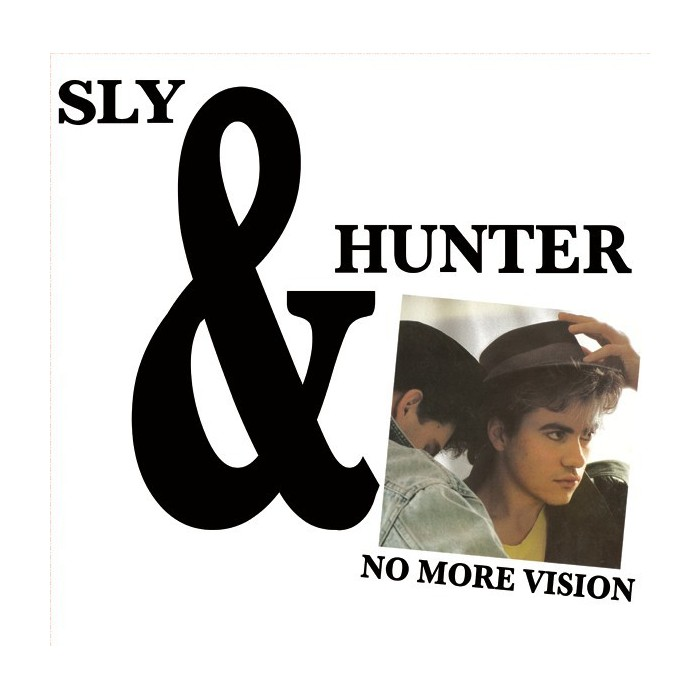 SLY & HUNTER - NO MORE VICION (GOLD VINYL)