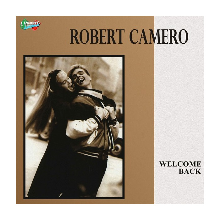 ROBERT CAMERO - WELCOME BACK (WHITE VINYL)