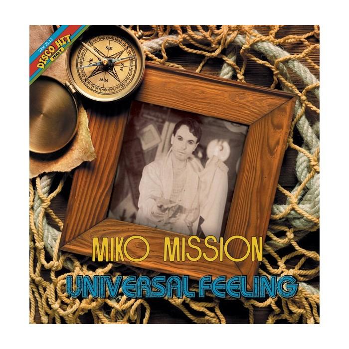 MIKO MISSION - UNIVERSAL FEELING (VINYL)