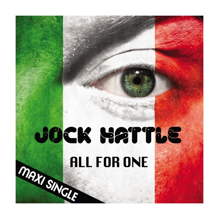 JOCK HATTLE - ALL FOR ONE (VINYL)