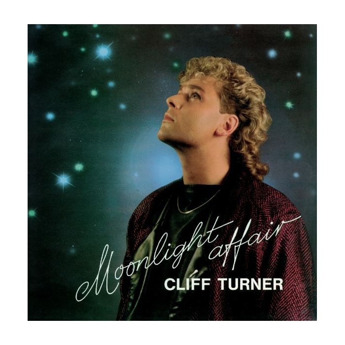 CLIFF TURNER - MOONLIGHT AFFAIR (VINYL RED)