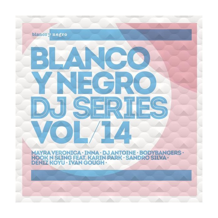 BLANCO Y NEGRO DJ SERIES Vol.14