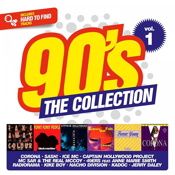 90'S THE COLLECTION Vol.1