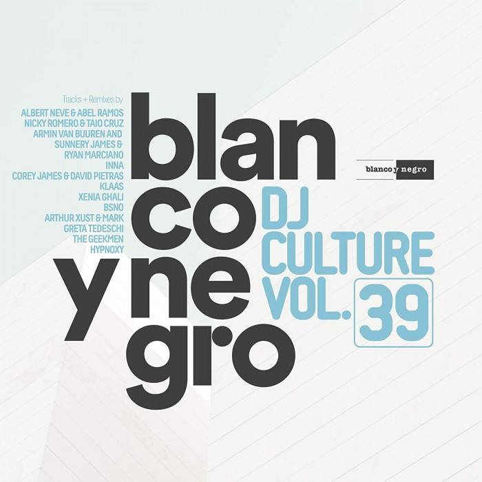 BLANCO Y NEGRO DJ CULTURE Vol.39