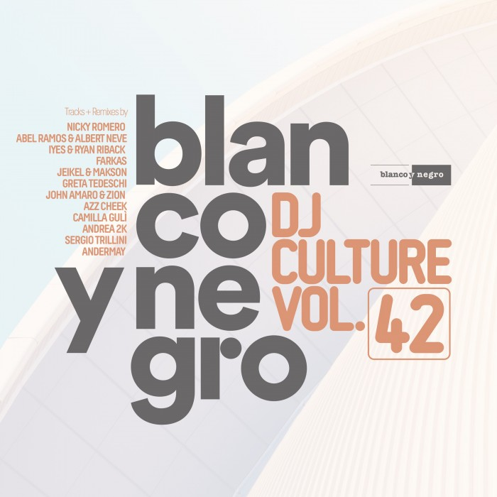 BLANCO Y NEGRO DJ CULTURE Vol.42
