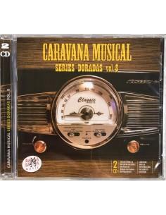 VARIOS - CARAVANA MUSICAL SERIES DORADAS Vol.8