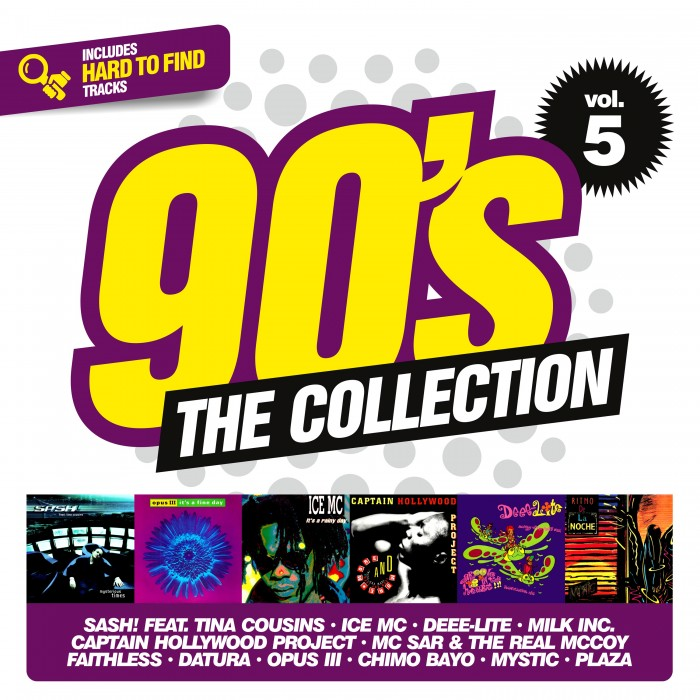 90'S THE COLLECTION Vol.5