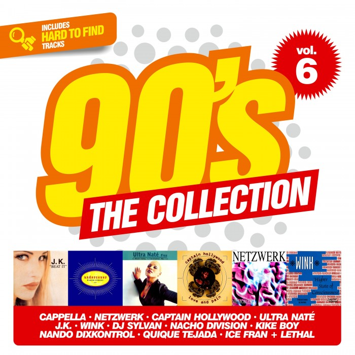 90'S THE COLLECTION Vol.6