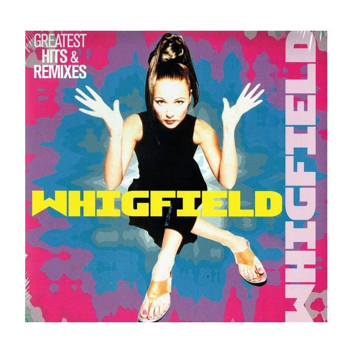 WHIGFIELD - GREATEST HITS & REMIXES - VINYL