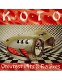 KOTO - GREATEST HITS & REMIXES - CD