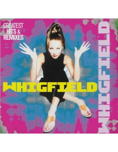 WHIGFIELD - GREATEST HITS & REMIXES - CD