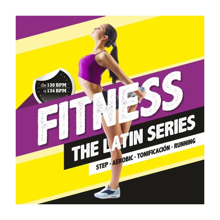 FITNESS, THE LATIN SERIES Vol.2