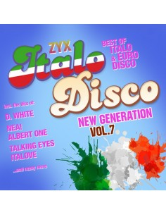 ZYX ITALO DISCO NEW GENERATION Vol.7