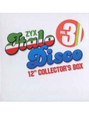 ZYX ITALO DISCO 12 INCH COLLECTOR'S BOX Vol.3
