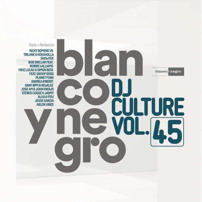 BLANCO Y NEGRO DJ CULTURE Vol.45