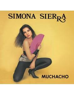 SIMONA SIERRA - MUCHACHO - TRANSPARENT VINYL