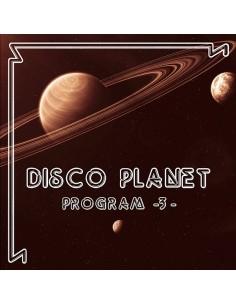 DISCO PLANET - PROGRAM 3 - VINYL