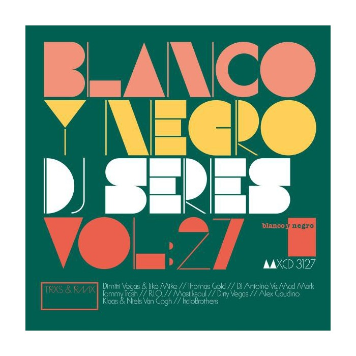 BLANCO Y NEGRO DJ SERIES Vol.27