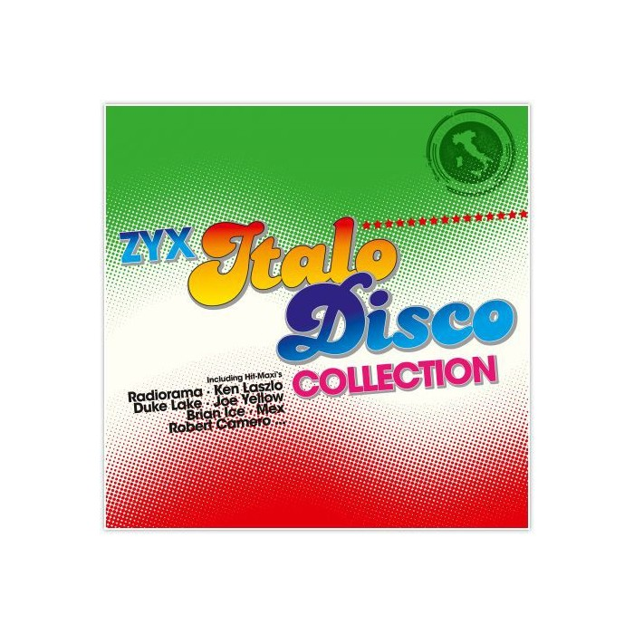 ZYX ITALO DISCO COLLECTION - VINYL