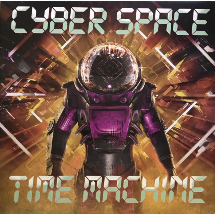 CYBER SPACE - TIME MACHINE - VINYL