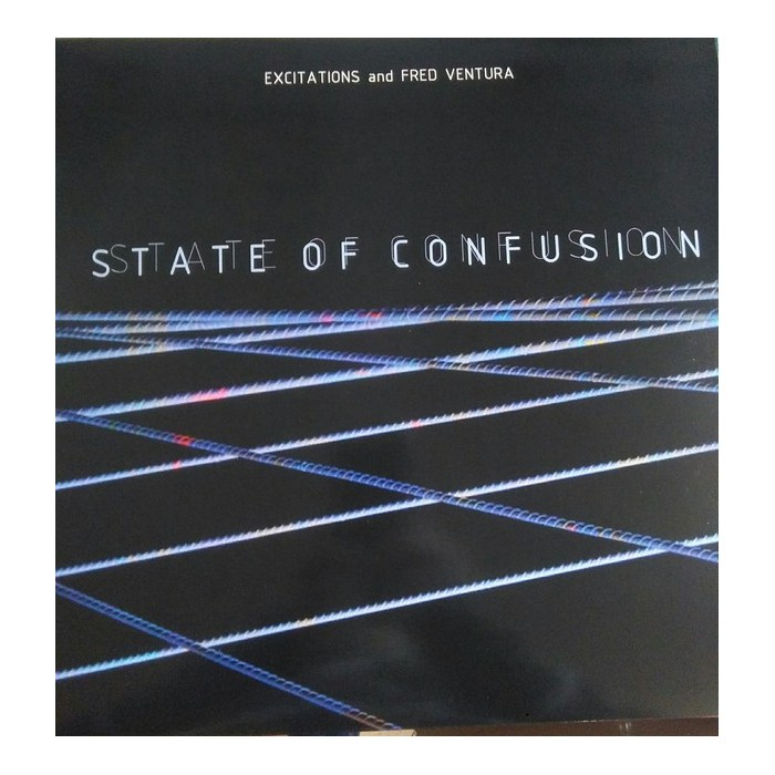 EXCITATIONS AND FRED VENTURA - STATE OF CONFUSION - VINYL