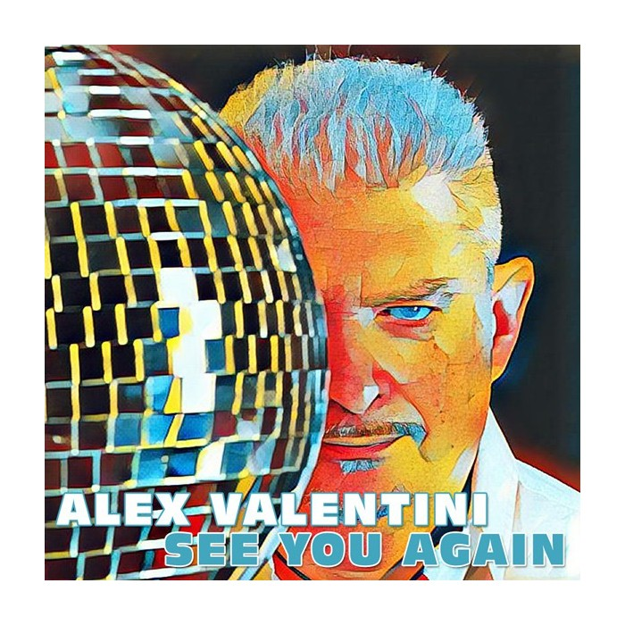 ALEX VALENTINI - SEE YOU AGAIN (TRANSPARENT GREEN VINYL)