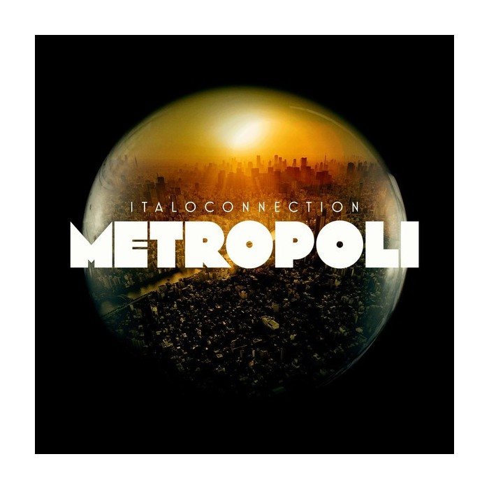 ITALOCONNECTION - METROPOLI - 2LP (ORANGE VINYL)