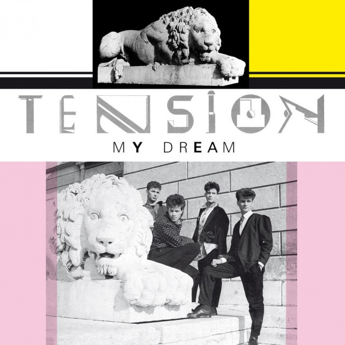 TENSION - MY DREAM (BLUE VINYL)