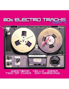 80s ELECTRO TRACKS Vol.3 - CD