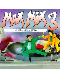 MAX MIX 3 'EXPANDED & REMASTERED EDITION'  - 2CD