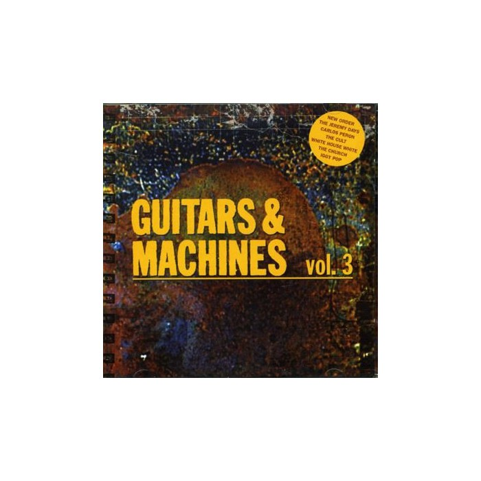 GUITARS & MACHINES Vol.3