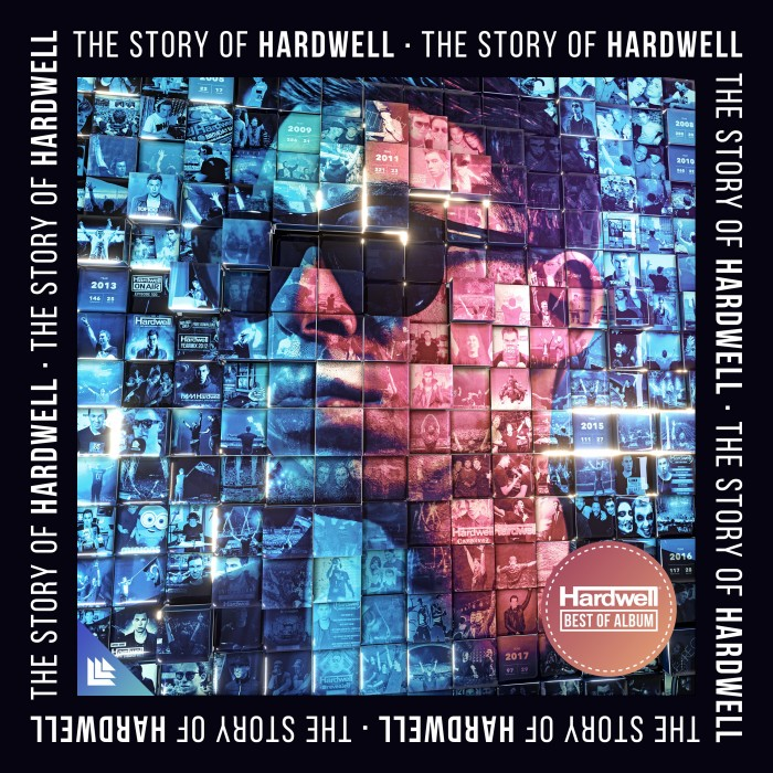 HARDWELL - THE STORY OF HARDWELL - CD
