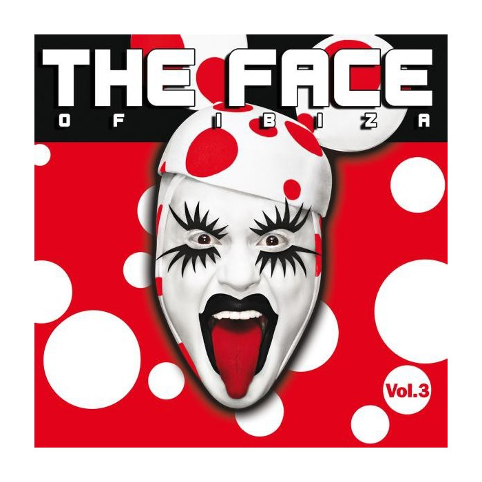 THE FACE OF IBIZA Vol.3+DVD