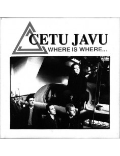 CETU JAVU - WHERE IS WHERE... CD