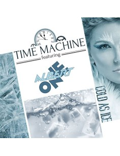 TIME MACHINE FEAT. ALBERT ONE - COLD AS ICE - VINYL