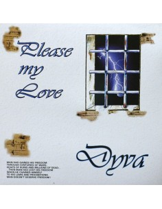 DYVA - PLEASE MY LOVE - VINYL