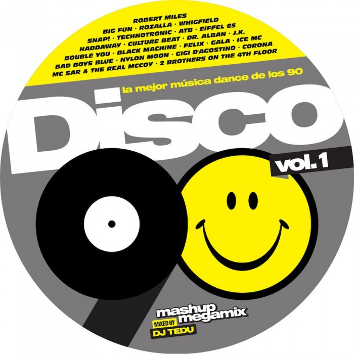 DISCO 90 - PICTURE DISC