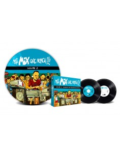 MAS MIX QUE NUNCA VOL.2 (EXPANDED & REMASTERED EDITION) (2CD + PICTURE DISC LIMITED PACK)