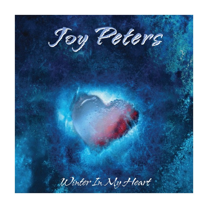 JOY PETERS - WINTER IN MY HEART (BLUE VINYL)