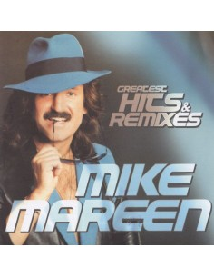MIKE MAREEN - GREATEST HITS & REMIXES - CD