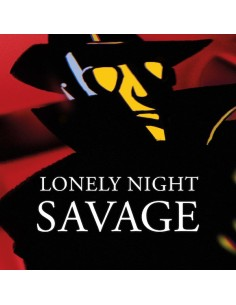 SAVAGE - LONELY NIGHT (RED VINYL)