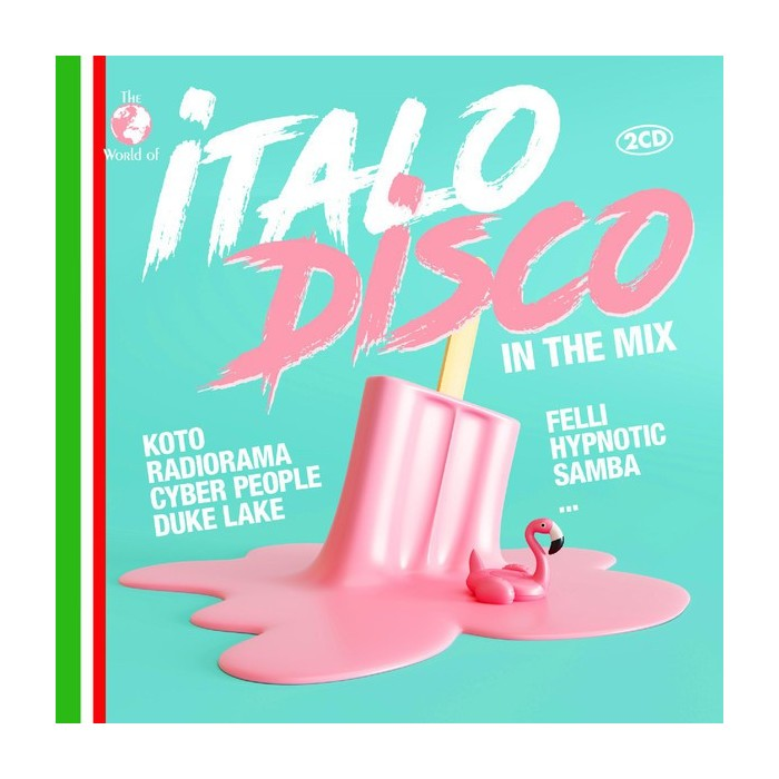 THE WORLD OF ITALO DISCO IN THE MIX (2CD)